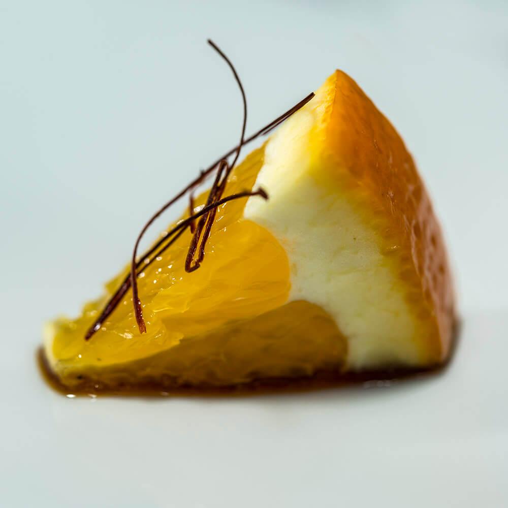 karamelisierte Orange